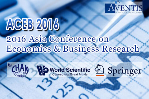 2016 Asia Conference on Economics & Business Research