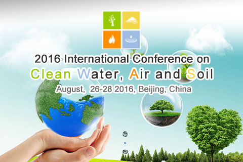 International Conference on Clean Water, Air & Soil