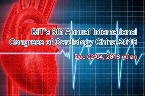 BIT's 8th Annual International Congress of   Cardiology China-2016