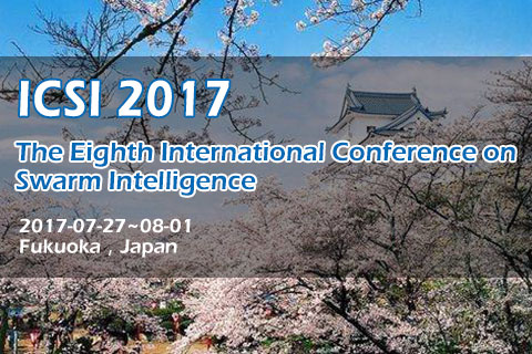 The Eighth International Conference on Swarm Intelligence