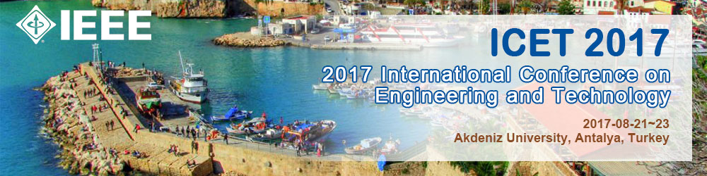 2017 International Conference on Engineering and Technology