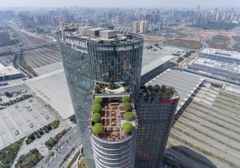 The Longemont Hotels Chengdu