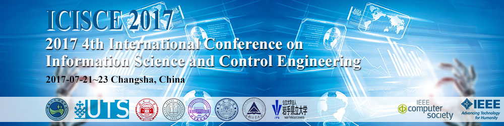 2017 4th International Conference on Information Science and Control Engineering