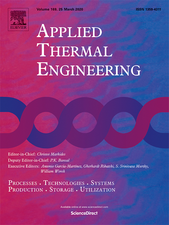 Applied Thermal Engineering-The International Conference on Power Engineering (ICOPE 2019)